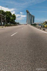 formula 1 track Marina Bay Sands Singapore Asia