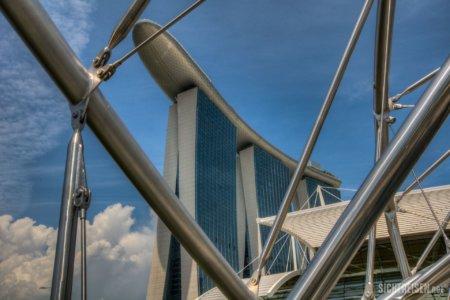 Marina Bay Sands Singapore Asia