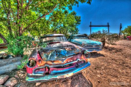 Route 66 Arizona Oldtimer