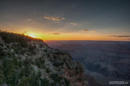 Grand Canyon Arizona sunset