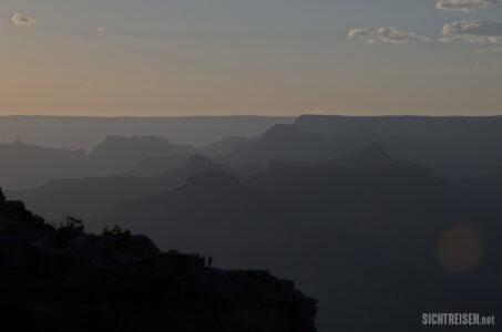 Grand Canyon Arizona twilight